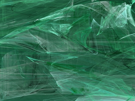 splotchy: Grunge splotchy, random fractal pattern in greens. Stock Photo