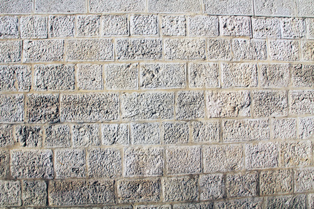 weathered: Historic Weathered Wall in Israel