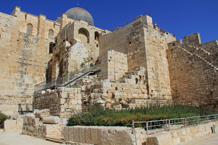 al aqsa: Al-Aqsa mosque is located on the south side of the temple mount in Jerusalem, Israel, and is the 3rd holiest site in Islam.