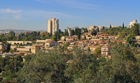 overpopulated: The Yemin Moshe neighborhood is the first neighborhood that was constructed outside the Old City walls of Jerusalem. Includes the famous Montefiore windmill which is a well-known landmark,
