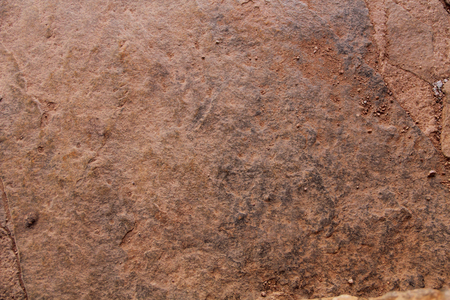 splotchy: Rusty brown stone grunge texture background. Stock Photo