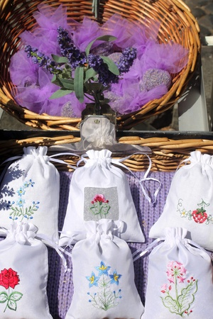 decoration of lavender  photo