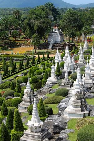 Templos asiáticos Foto de archivo - 12408054