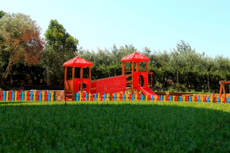 children playground photo