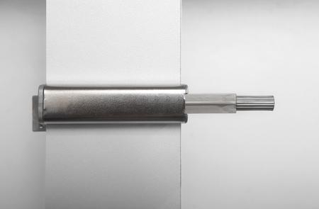 ヒント ハンドル少ない開閉機構 - 引き出しランナーのクローズ アップの詳細
