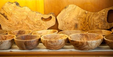 volterra: Olive wood utensils