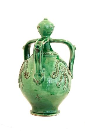 Bulgarian Pottery from Troyan, Oreshaka, Troyan  Monastery