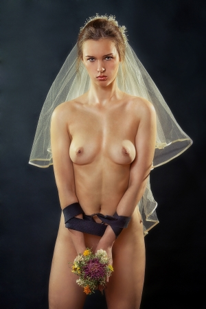 nudity girl: the temptation