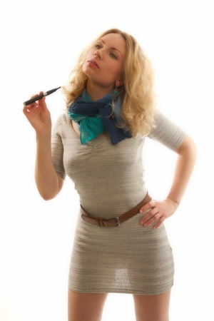 dea: Electronic cigarette is a very handy thing