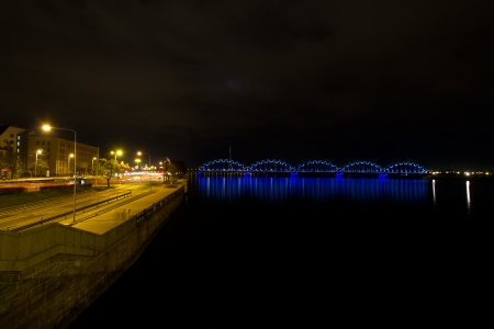 Bridges of Riga photo