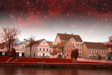 minsk: Minsk night.
