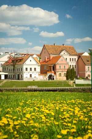 belarus: Nyamiha in Minsk. Belarus. Stock Photo