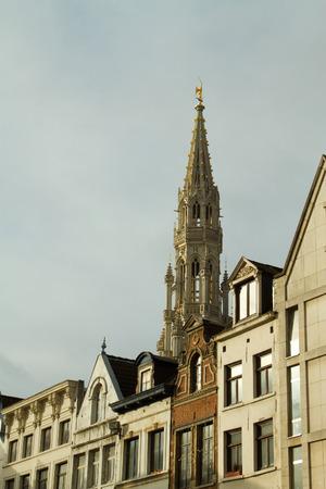 Brussels. Beautiful European city
