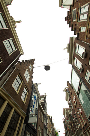 Amsterdam in summer photo