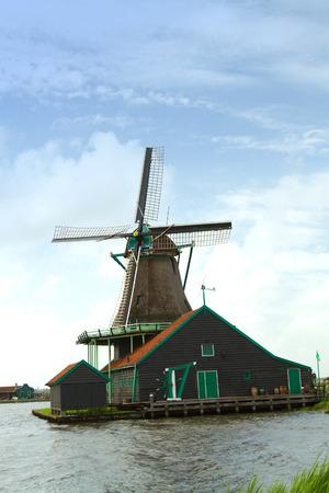 zaanse: Zaanse Schans Fall , Netherlands