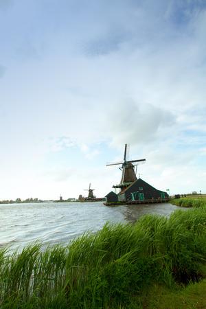 zaanse: Zaanse Schans Fall, Nederland