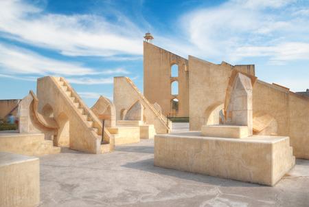 1727-1734 年 gg のジャンタル ・ マンタル - 展望台が建てられました。少林寺拳法マハラジャ澤井ジャイ ・ シン ジャイプール市の少し前に彼が設立し