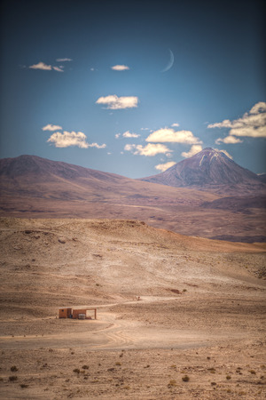 Valle de la Luna (Moon Valley) close to San Pedro de Atacama, Chile