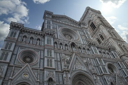Cathedral of Santa Maria del Fiore (Duomo) Florence, Italy