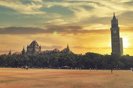 Bombay High Court. Mumbai city in India