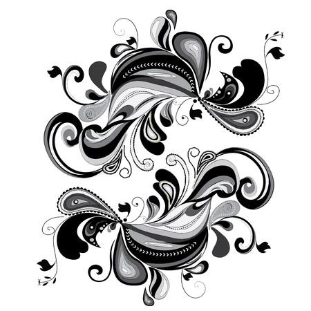 twisted:  floral design