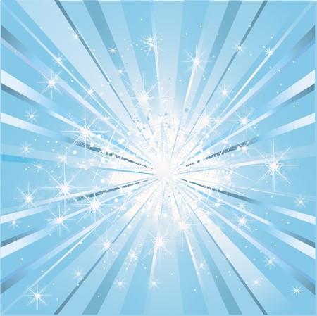 Magic Light Vector