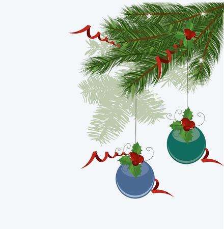 pimento: Christmas background