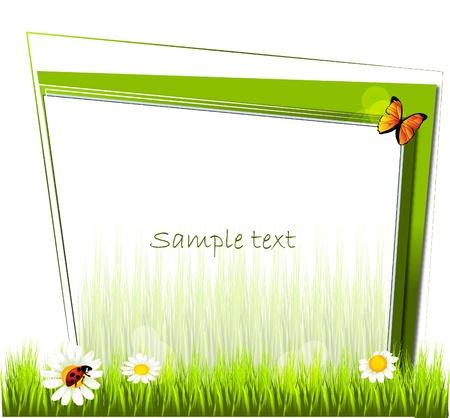 eco template Stock Vector - 10722573
