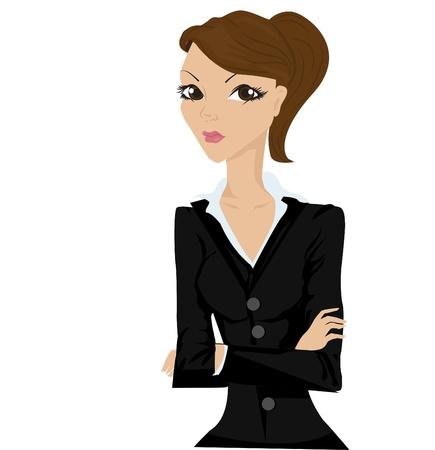 zakenvrouw