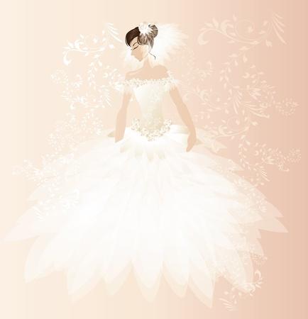 약혼녀: 아름다운 신부 카드