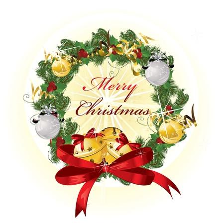 Christmas Banner. Vector Illustration.
