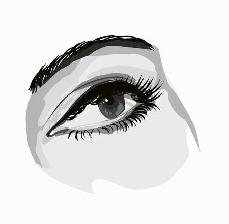 Eye  Stock Vector - 10999759