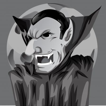 dracula: Cartoon Count Dracula