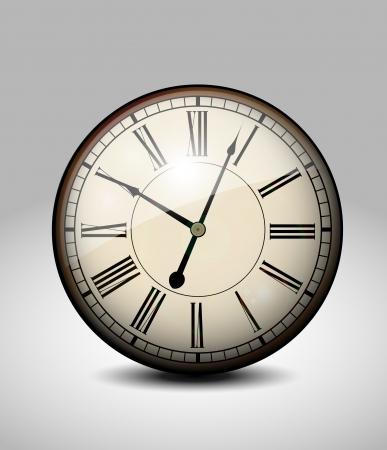 reloj antiguo: Reloj Antiguo