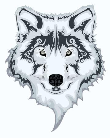 部族オオカミ