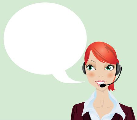dispatcher: Dispatcher girl