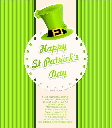 St.Patricks Day  Vector