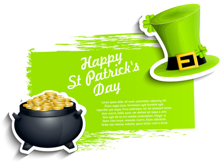 St.Patricks Day  Vector