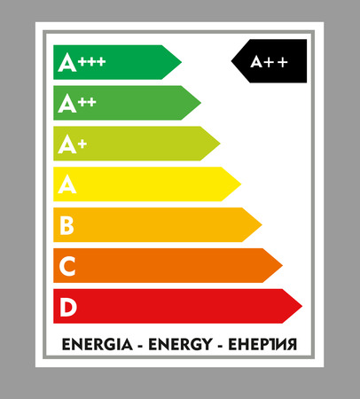 consume: Energy rating labe