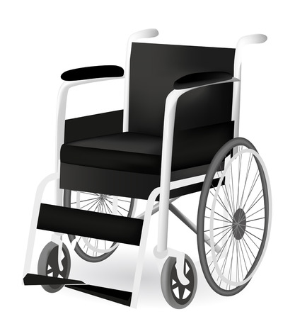 physiological: Wheelchair Illustration