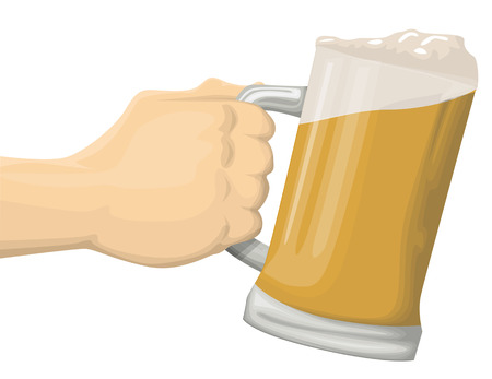overflow: Mug of beer