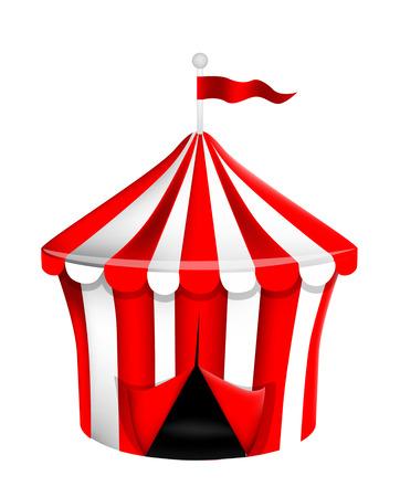 circus arena: Circus tent