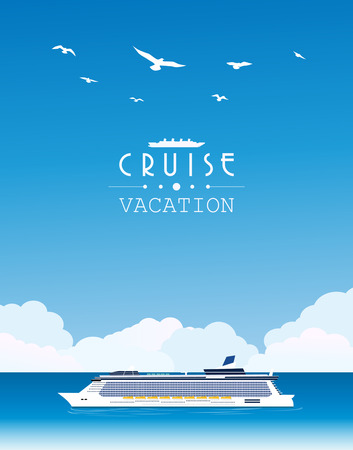cruise travel: Cruise ship
