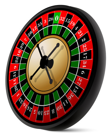 circl: Roulette wheel Illustration
