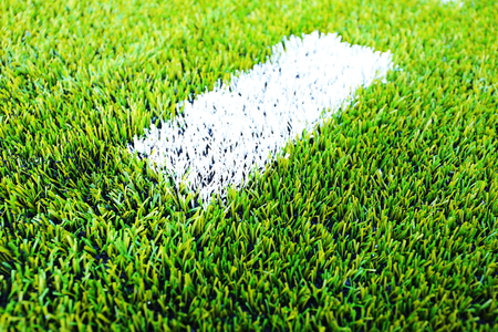 line football field Banco de Imagens