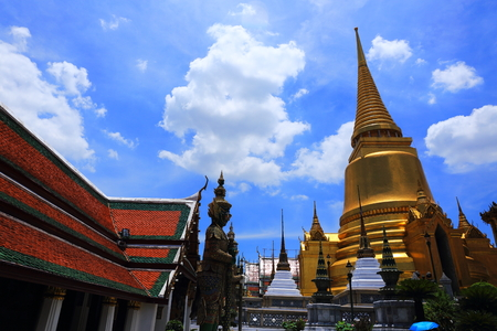 The Grand Palace Thailand