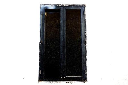 Black Window thailand style art
