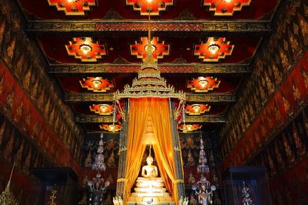 inside thailand Museum Association Temple