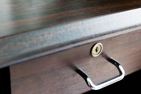 Old drawer wood