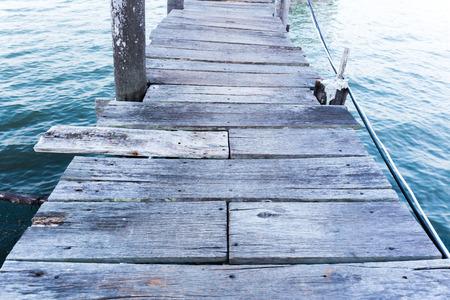 Pier lake